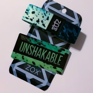 ZOX Strap Wristband & Card - Unshakable ⚓️